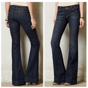 J. Brand Lovestory Flare Jeans